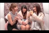 【レズナンパ】シマイ同士の恥じらい快感!絶頂初体験!Vol.09
